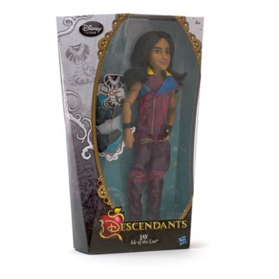 Disney Descendants, Jay dukke