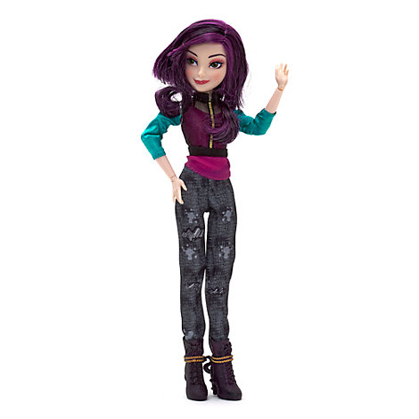 Disney Descendants - Mal Puppe