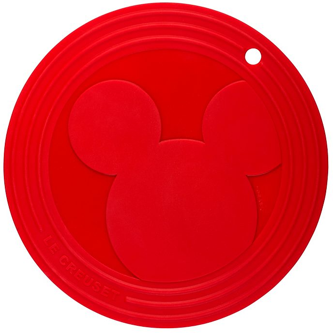 Le Creuset Mickey Mouse Silicone Trivet
