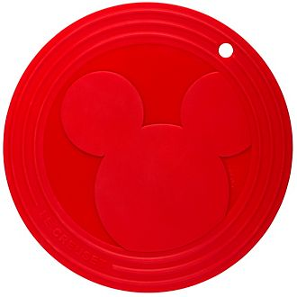 Le Creuset - Micky Maus - Topfuntersetzer aus Silikon