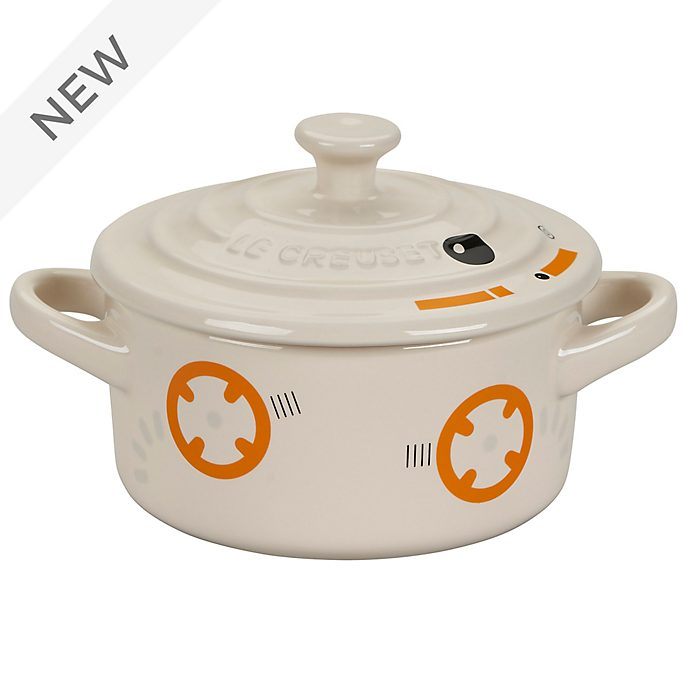 Le Creuset BB-8 Small Round Casserole Dish, Star Wars