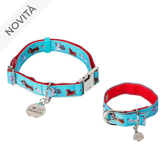 Set collare e braccialetto cani Oh My Disney, Disney Store