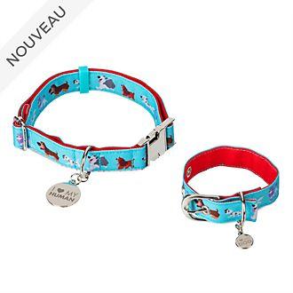 Disney Store Ensemble collier et bracelet Chiens Oh My Disney