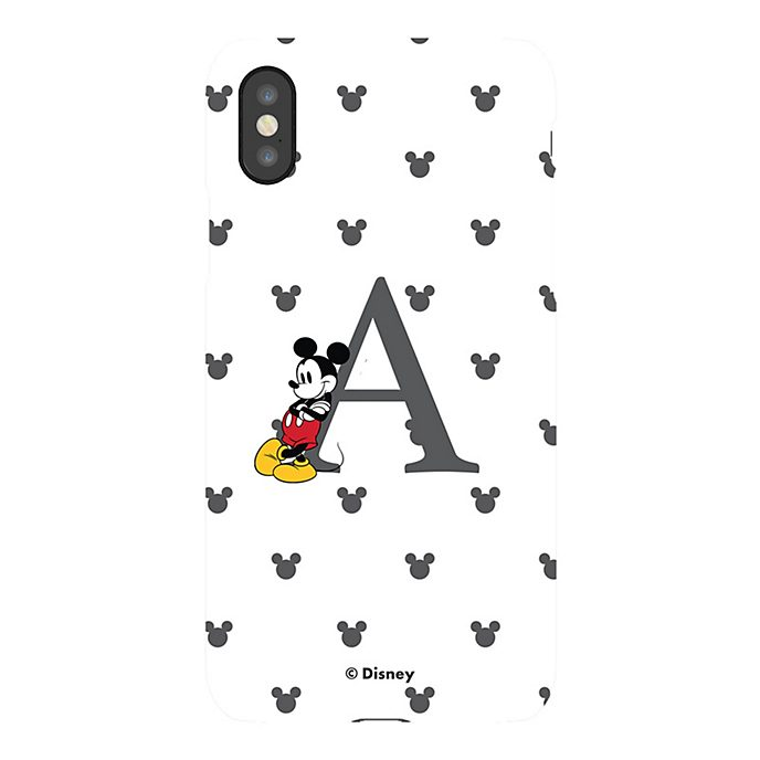 Mickey Mouse Personalised iPhone Case
