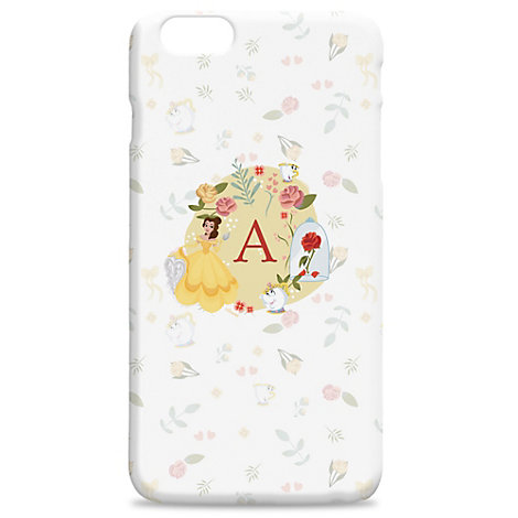 Disney Store Belle Personalised iPhone Case