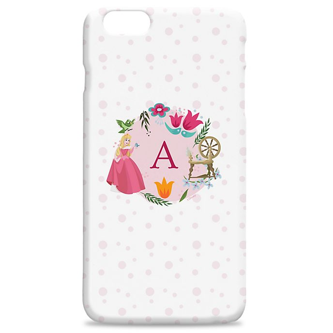 Disney Store Sleeping Beauty Personalised iPhone Case