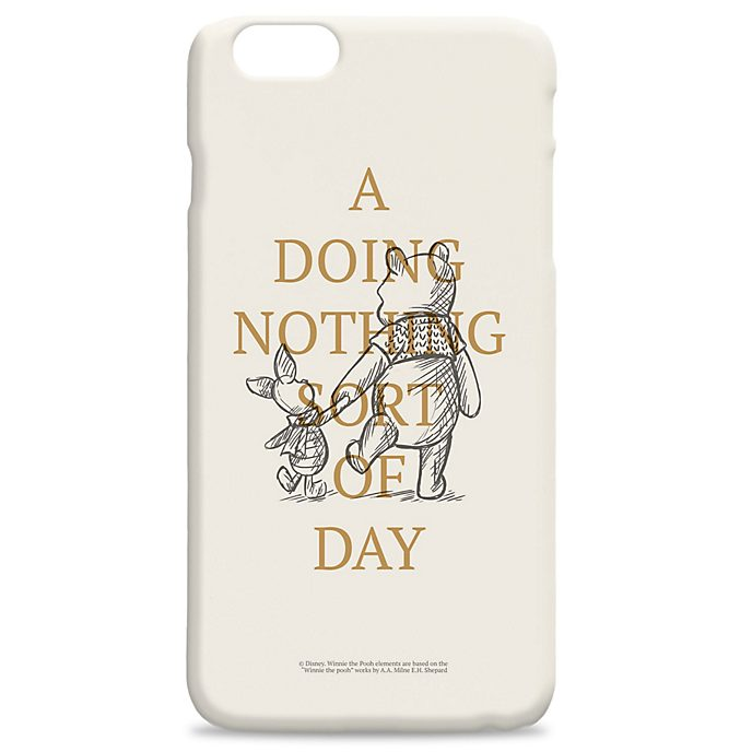 Christopher Robin Personalised Hardback iPhone Case