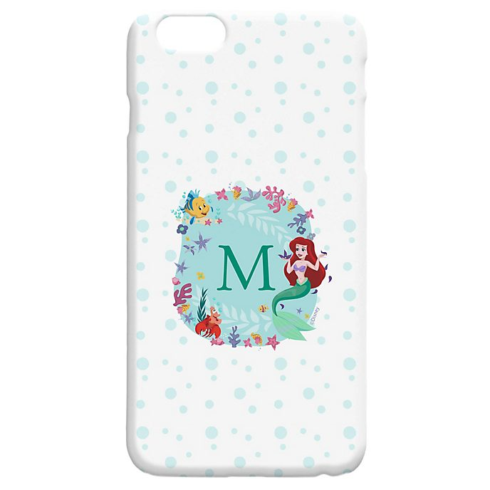 Disney Princess Ariel Personalised Hardback iPhone Case