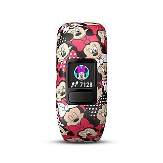 Garmin vívofit jr.2 à bracelet élastique pour enfants Minnie Mouse