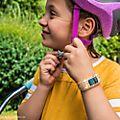 Garmin vívofit jr.2 à bracelet élastique pour enfants Star Wars BB-8