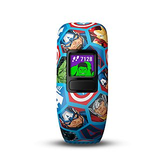 Garmin Marvel Avengers Stretchy vívofit jr. 2 For Kids