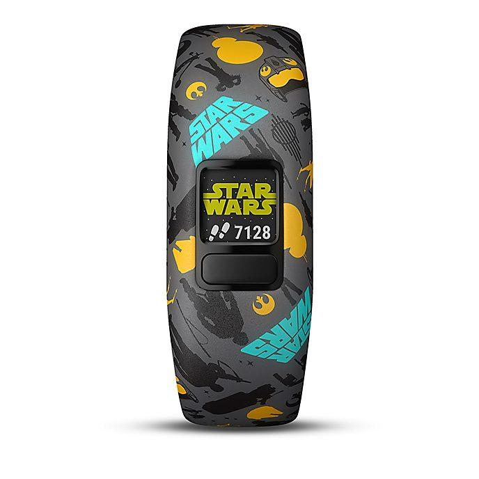 Garmin vívofit jr. 2 - Star Wars, Der Widerstand - Fitness-Tracker für Kinder mit verstellbarem Armband