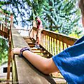 Garmin vívofit jr. 2 - Captain America Fitness-Tracker für Kinder mit verstellbarem Armband