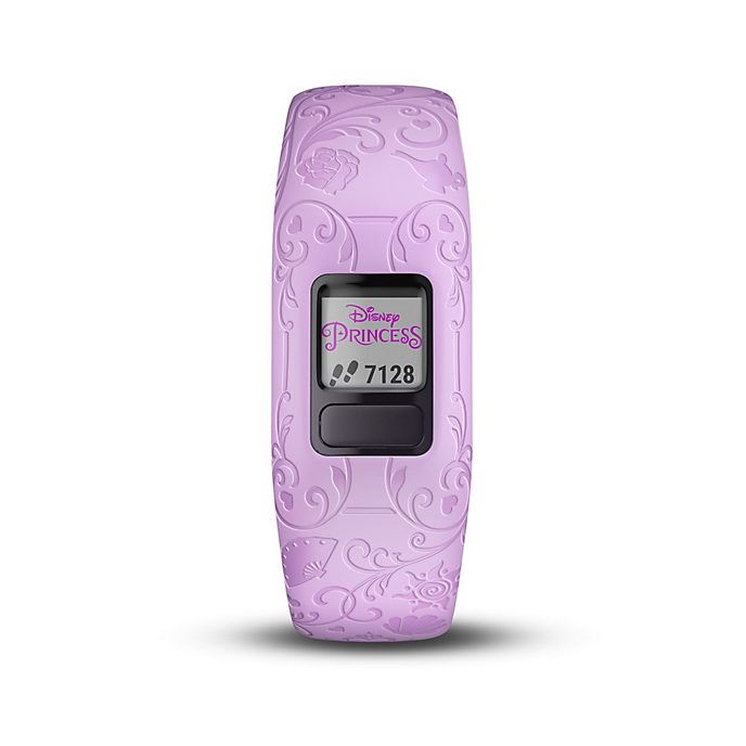 Garmin Disney Princess Purple Adjustable vívofit jr. 2 For Kids