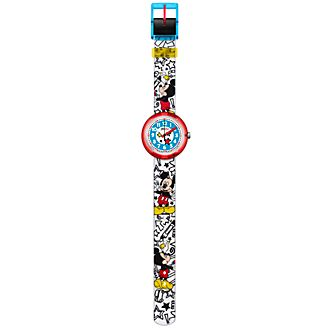 Swatch Flik Flak Montre MickeyMouse pour enfants