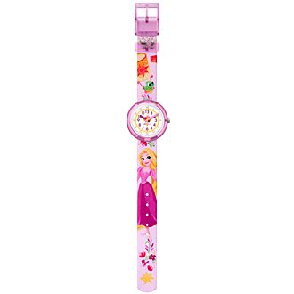 Swatch Flik Flak Rapunzel Watch For Kids