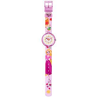 Orologio bimbi Flik Flak Swatch Rapunzel - L'Intreccio della Torre
