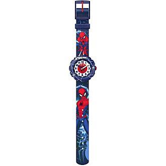Reloj infantil Spider-Man, Flik Flak, Swatch