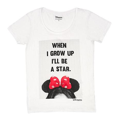 Disneyland Paris and ELEVENPARIS 'I'll Be A Star' Ladies' T-Shirt