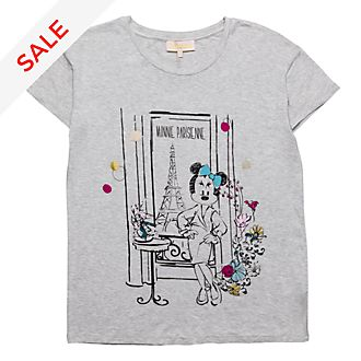 Disneyland Paris Minnie Bohème T-Shirt for Adults