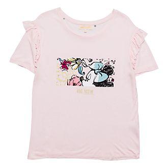 Disneyland Paris Minnie Bohème Ruffle T-Shirt for Adults