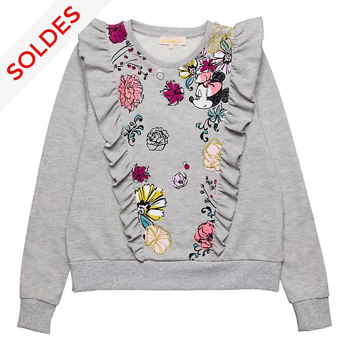 Sweatshirt à volants Minnie Bohème Disneyland Paris