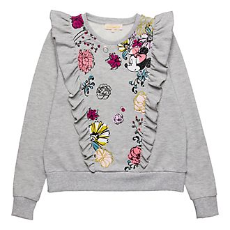Disneyland Paris Minnie Bohème Ruffle Sweatshirt