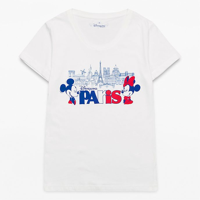 T-Shirt pour adultes Souvenir Disneyland Paris