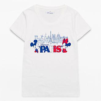 T-Shirt pour adultes Souvenir Disneyland Paris