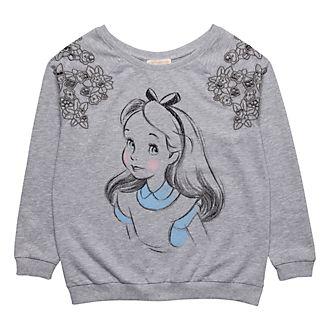 Disneyland Paris Alice Pastel Sweatshirt