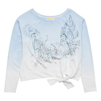 Disneyland Paris Alice Pastel Ombré Sweatshirt