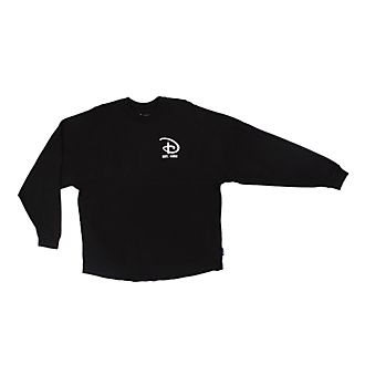 Disneyland Paris Sweat Spirit Jersey noir pour adultes