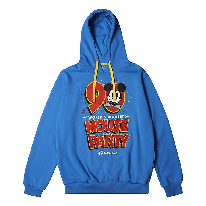 Disneyland Paris Sweatshirt à capuche Mickey pour adultes