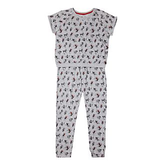 Ensemble de pyjama pour adultes Mickey BD Disneyland Paris