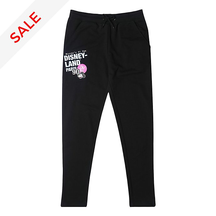 Disneyland Paris Mickey Mouse Jogging Bottoms For Adults