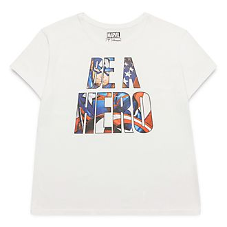 Disneyland Paris Be A Hero T-Shirt for Adults
