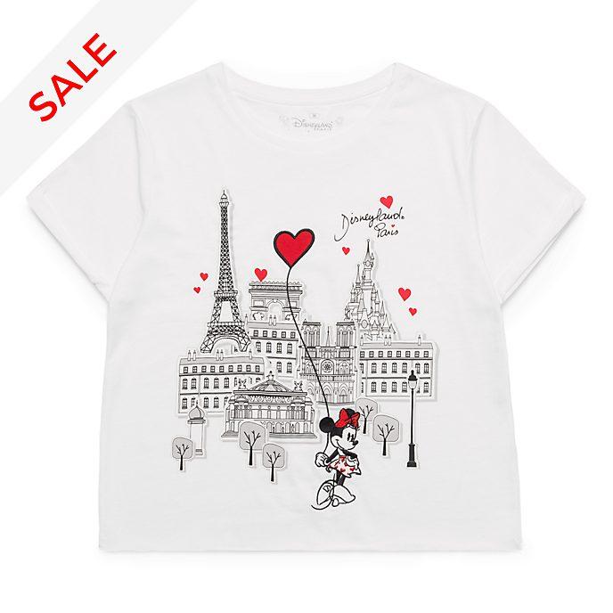 Disneyland Paris Paris Mon Amour Cropped Top for Adults