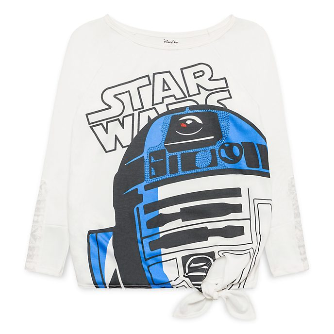 Disneyland Paris R2-D2 long sleeve T-Shirt, Star Wars