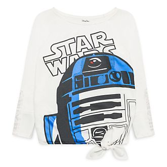 T-Shirt pour adultes Star Wars R2D2 Disneyland Paris