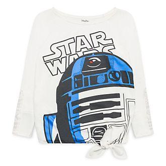 Disneyland Paris R2-D2 long sleeve T-Shirt, Star Wars