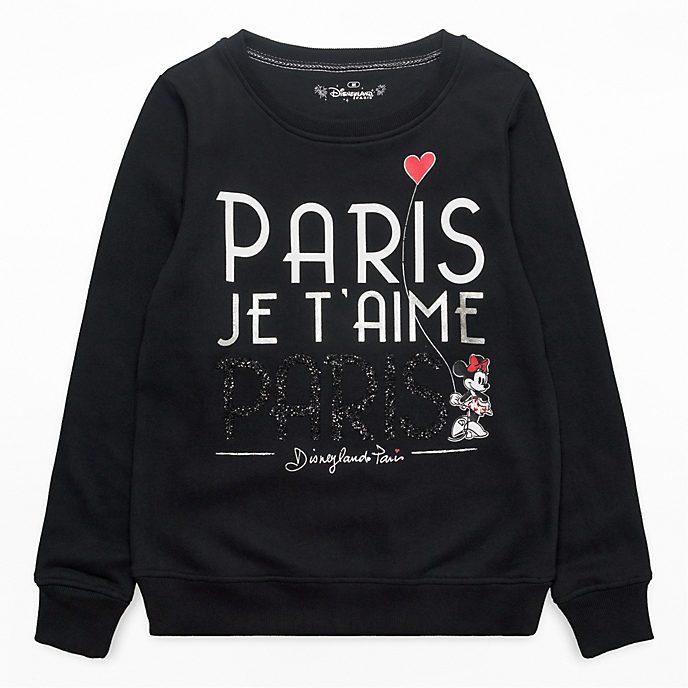 Sweatshirt Paris Mon Amour Disneyland Paris