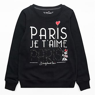 Sweatshirt Paris Mon Amour Disneyland Paris