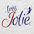 Disneyland Paris Très Jolie T-Shirt for Adults