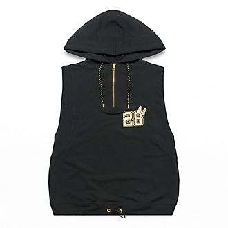 Disneyland Paris Minnie Gold  Sleeveless Hoodie for Adults
