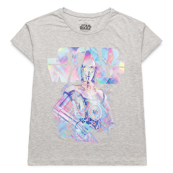 Disneyland Paris Star Wars C-3PO T-Shirt for Adults