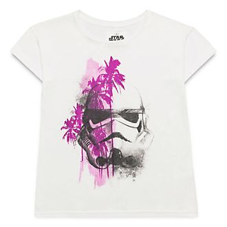 T-Shirt pour adultes Star Wars Stormtrooper Disneyland Paris