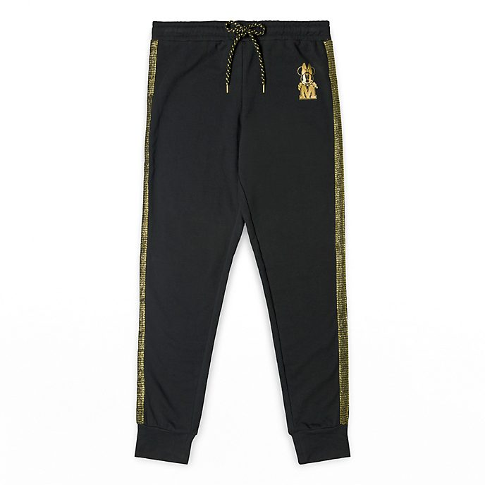 Disneyland Paris Minnie Gold Jogging Bottoms for Adults