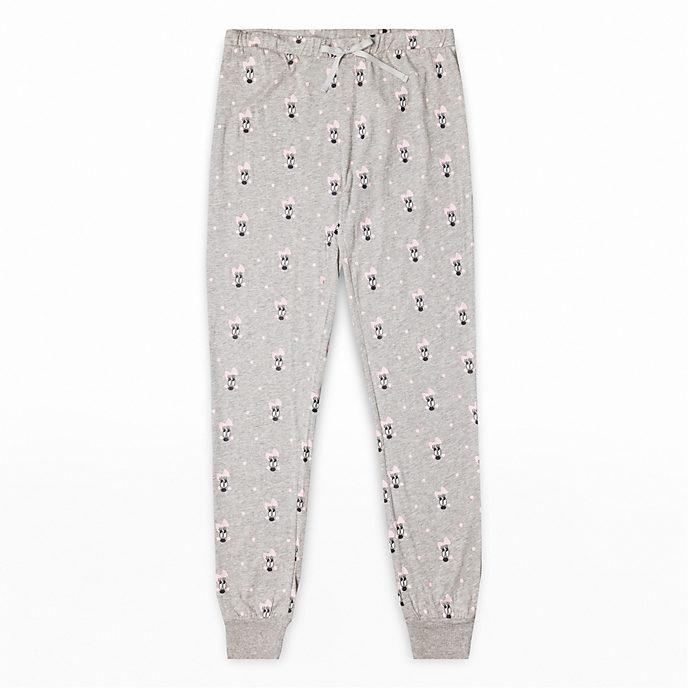 Pantalon de pyjama pour adultes Minnie Mouse Big Eyes Disneyland Paris