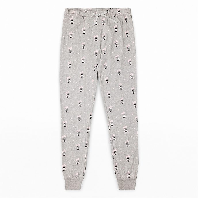 Disneyland Paris Minnie Mouse Big Eyes Pyjama Bottoms for Adults