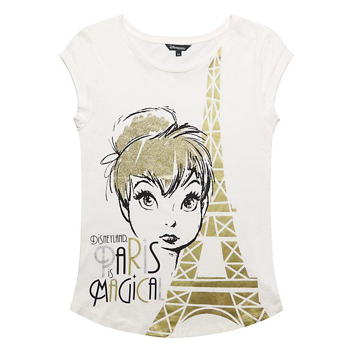 Disneyland Paris Tinker Bell Ladies' White T-Shirt